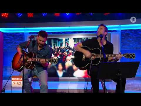 Nickelback Song On Fire Acoustic live at MoMa
