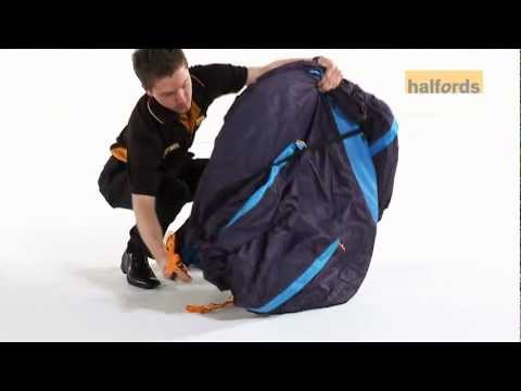 How to put away a Pop Up Tent & How to put away a Pop Up Tent - YouTube