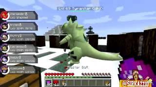 Minecraft: LUCKY PIXELMON - TYRANITAR! O DESTRUIDOR DE LENDÁRIOS!!