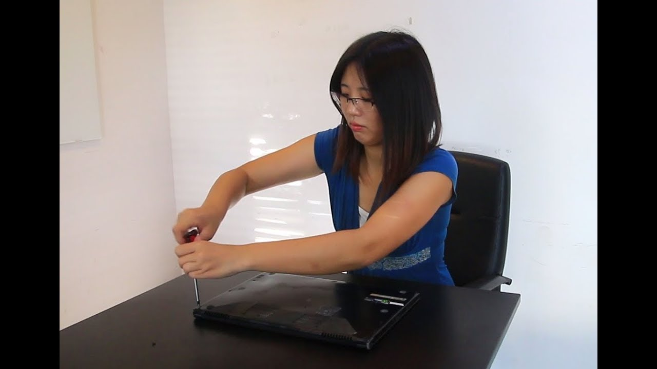 Try to Fix My Laptop Fan Noise (MSI GS60)