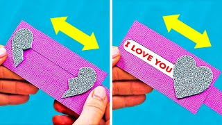 24 SIMPLE DIY GIFTS AND IDEAS FOR VALENTINE'S DAY