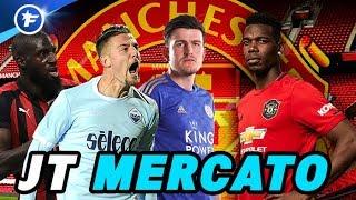 Manchester United sens dessus dessous | Journal du Mercato