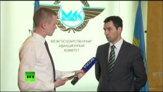 видео МАК: завершается расследование крушения самолета Flydubai