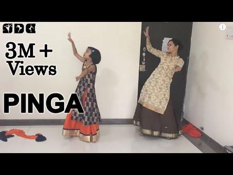 Easy dance steps for pinga song.