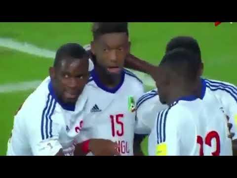 EGIPTO v. CONGO - CAF 2018 FIFA World Cup - GRUPO E