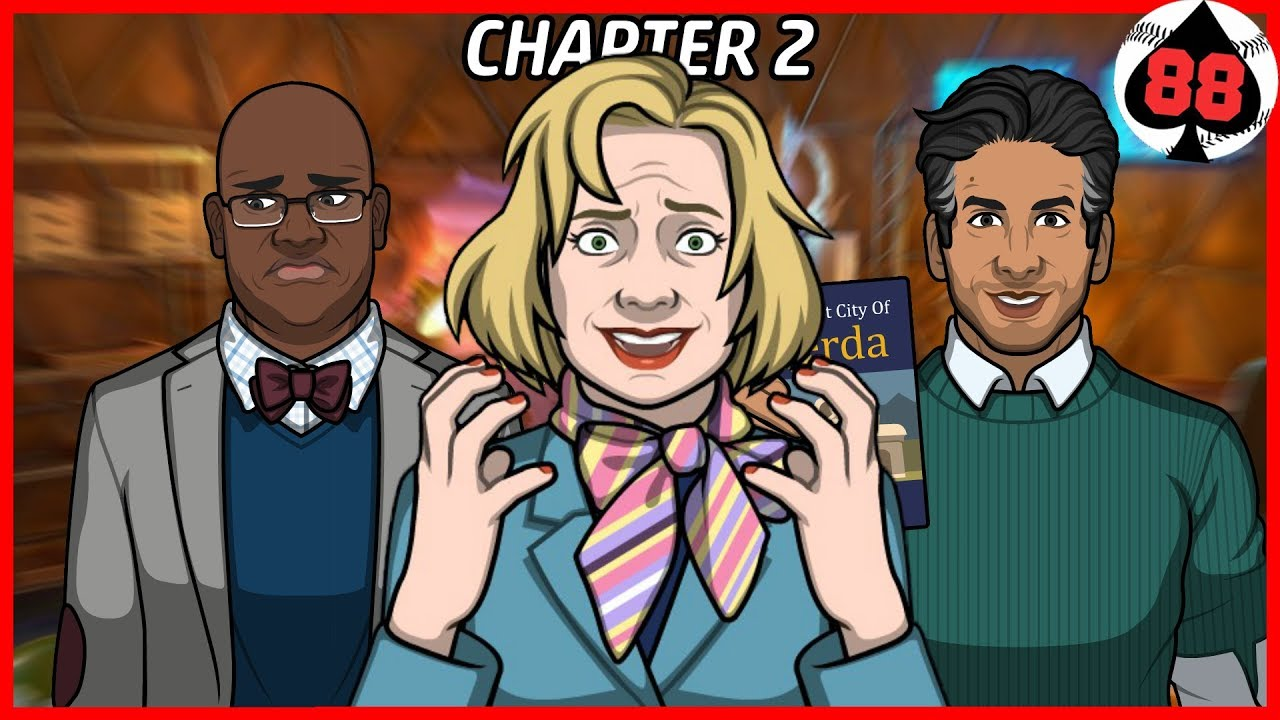 Criminal Case - The Conspiracy Case #19 - The Lost City Chapter 2