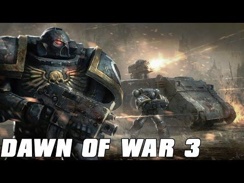 Dawn of War 3 Multiplayer 2v2 Into the Breach Dawn of War 1 Mod Map