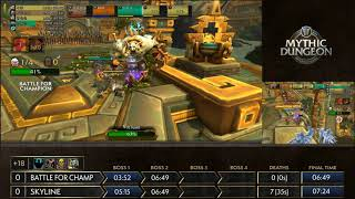 wow mdi east spring cup 1 day 1