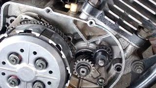 Perbaiki Per Persineling Loncat Gigi Motor Rx King