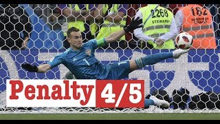 Russia vs Spain Penalty Fifa Worldcup Russia 2018