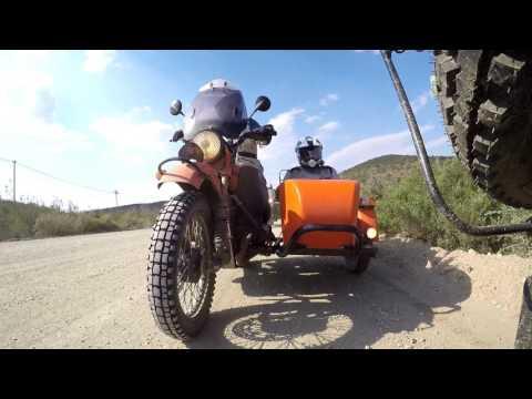 Sidecar Africa Karoo 2017
