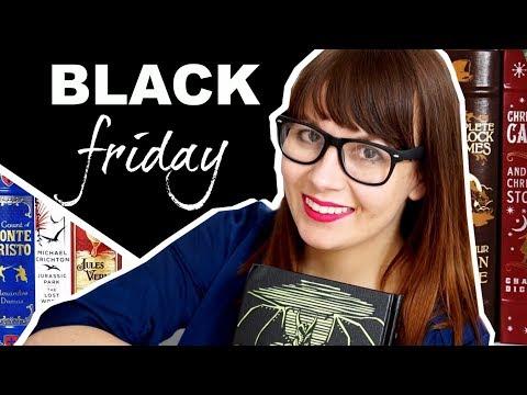 BLACK FRIDAY| Promocja na książki z cudnej kolekcji Barnes&Noble i inne okazje!
