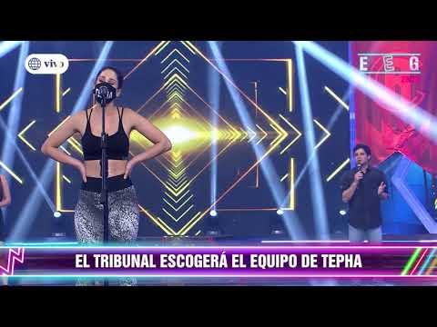 Tepha Loza se incomodó con Pancho Rodríguez por gesto con Angie Arizaga
