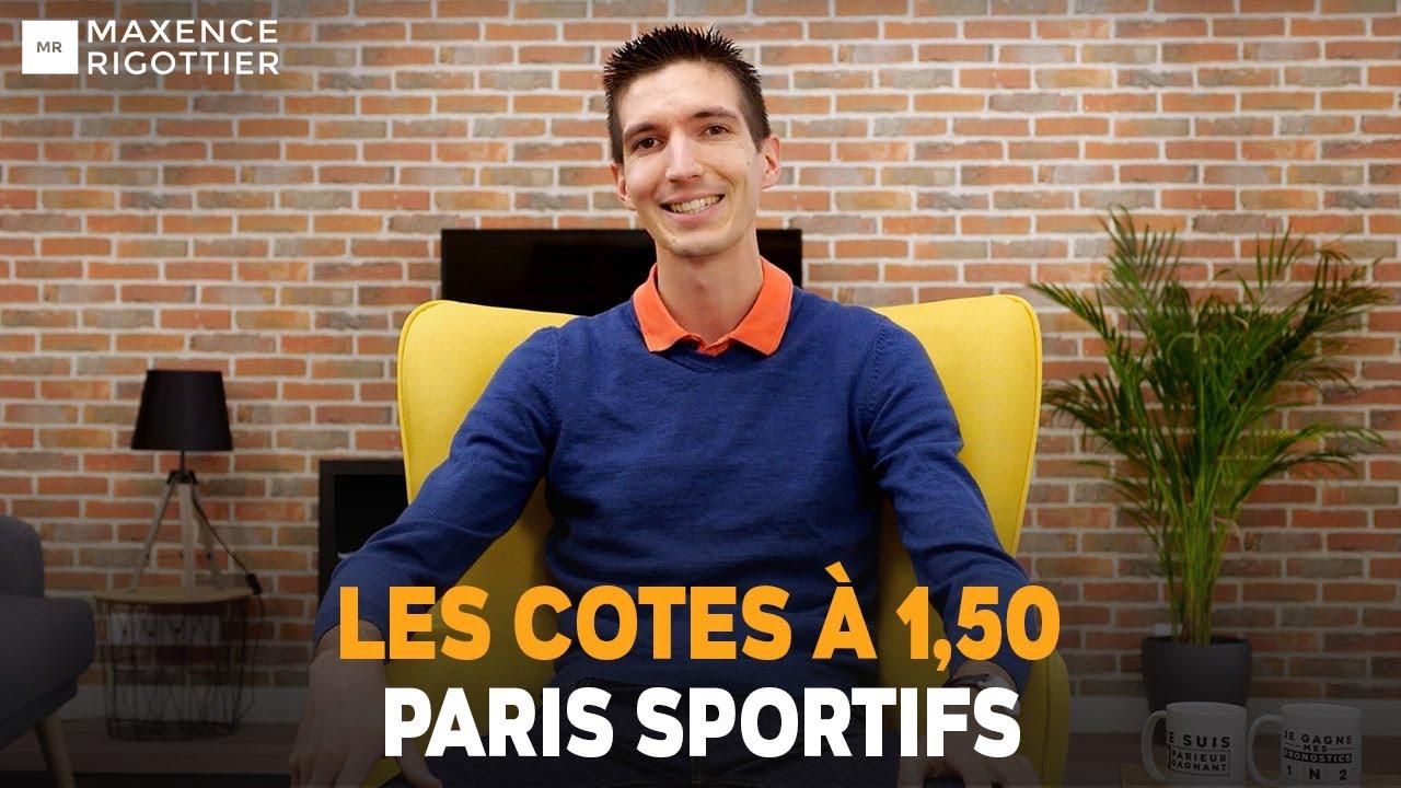 Comment GAGNER avec les COTES à 1,50 en PARIS SPORTIFS ?