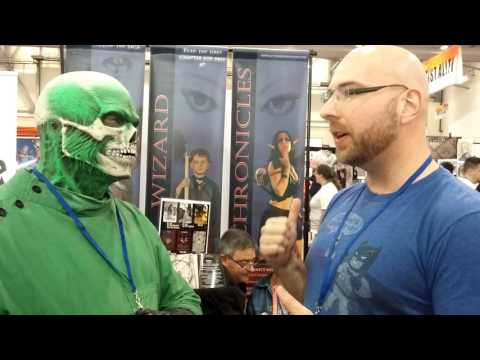 Grand Rapids Comic-Con 2016 Interview With Author Jay Erickson