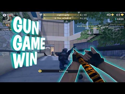 Critical Ops - Gun Game Win