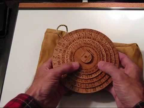 Using the Mexican Army Cipher Disk for Advanced Encoding