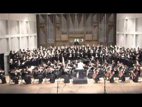 Vivaldi Gloria - Dorman High School Symphony & Chorus