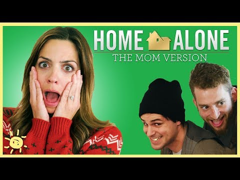 HOME ALONE! (The Mom Parody)