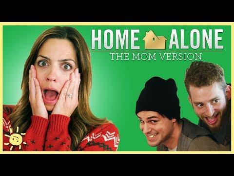 HOME ALONE! (The Mom Parody) thumbnail