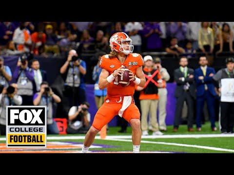 Urban's Playbook: What makes Trevor Lawrence an elite quarterback | CFB ON FOX