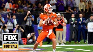 Urban's Playbook: What makes Trevor Lawrence an elite quarterback | CFB ON FOX