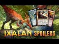 Ixalan Daily Spoilers - September 1, 2017 | Planeswalkers Decks, Promos, Green & Red