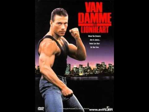 Lionheart AWOL No Mercy Jean Claude Van Damme Original Soundtrack!