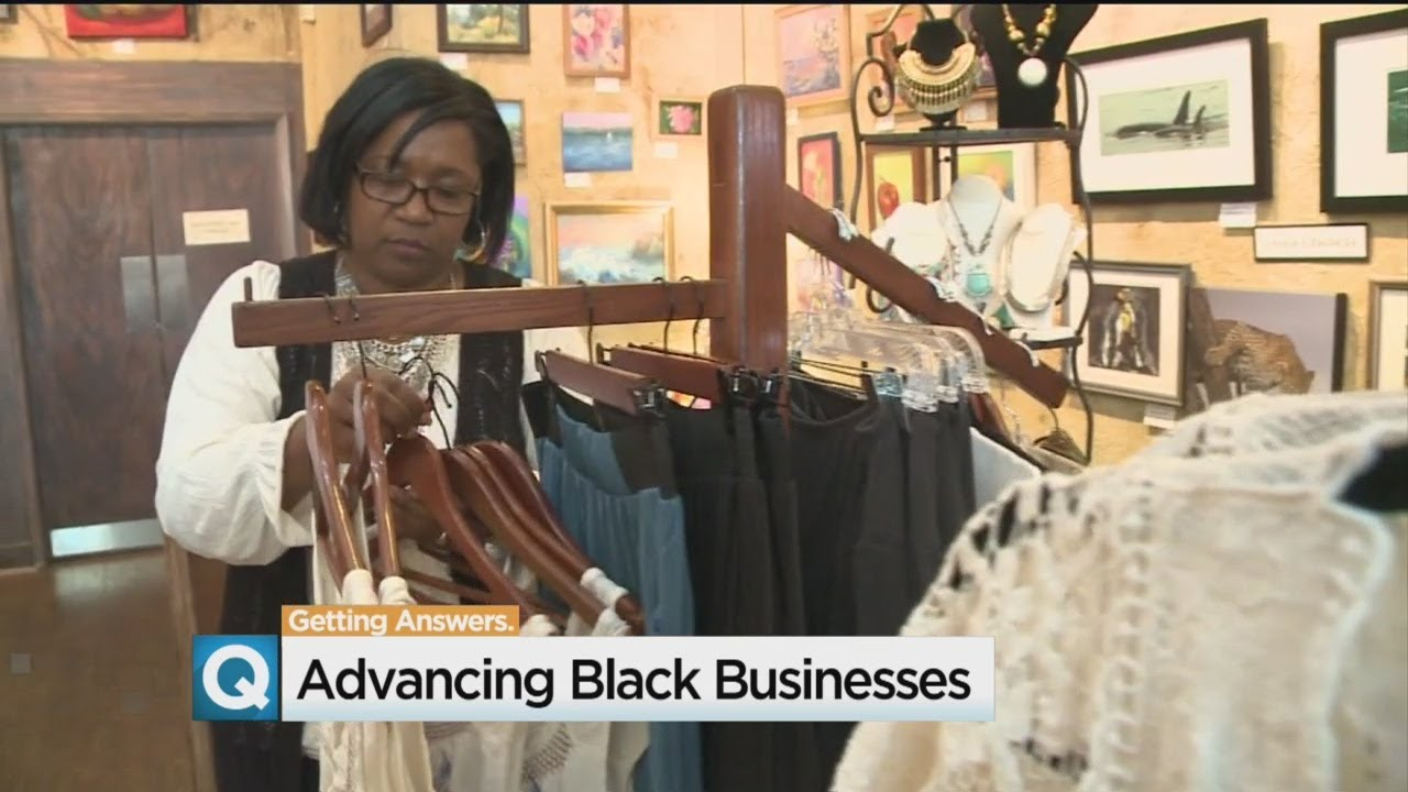 New App Helps People Find Businesses Owned By Black People