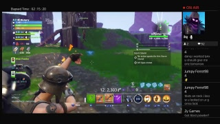 Fortnite save the world giveaway resource run!
