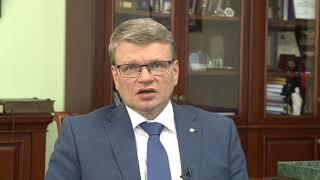 Обращение ректора КГМУ Созинова А. С.к выпускникам