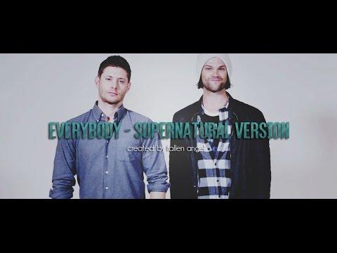 Everybody(Backstreet's Back) - Supernatural Version [Official Original Video]