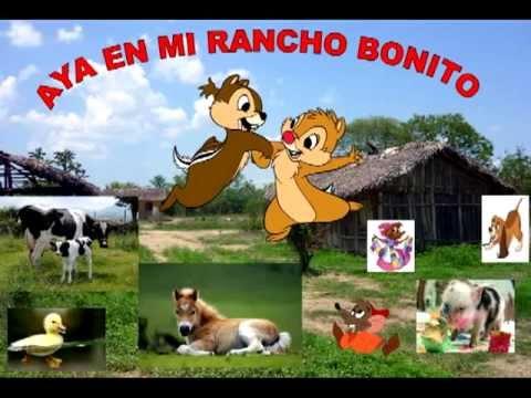 LAS ARDILLITAS-MI RANCHO BONITO