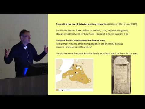 Setting the scene: characterising Batavian society at the edge of empire in the Dutch river area