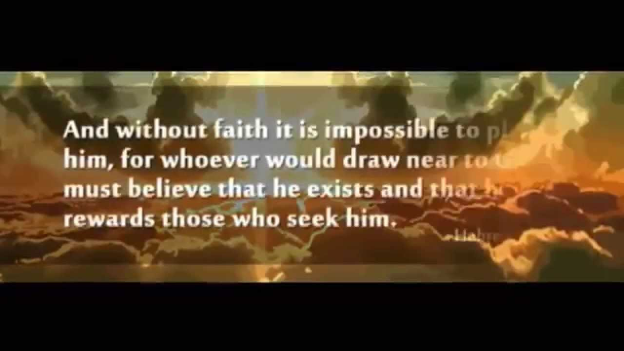 Bible Quotes On Faith Share Our Savior Bible Verses About Faith  Youtube