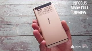 Infocus M808 review complete verdict with CAMERA, BENCHMARKS