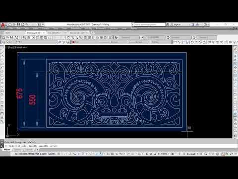 LỆNH SCALE 1 CHIỀU RẤT HỮU ÍCH TRONG CAD