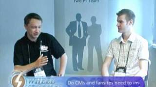 GDC Europe - Interview William van Neder (2010)