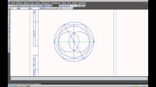 Компас 3D (урок 2- Редактирование чертежа)