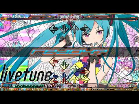 Tell Your World Livetune Feat.初音ミク DWI Short Ver.