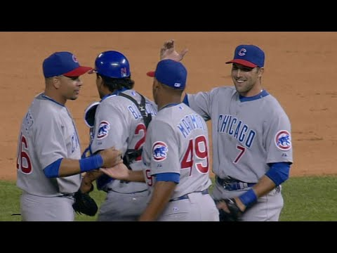 Cubs reach 10,000-win mark