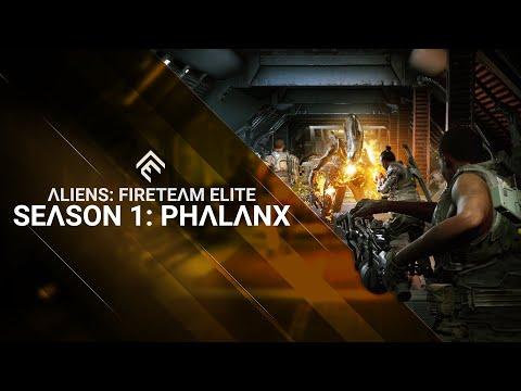 Aliens: Fireteam Elite - Season 1: Phalanx