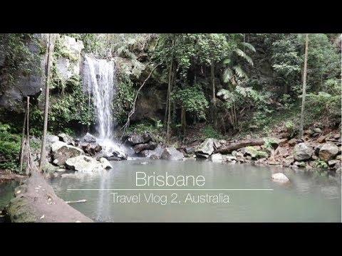 AUSTRALIAN ADVENTURE CONTINUES   My trip to Brisbane, Australia
