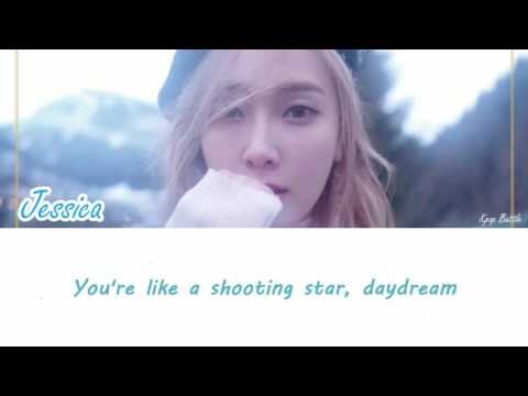 Jessica - Wonderland (English Version) lyrics