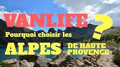 ▶ ROADTRIP NATURE 🌿 VANLIFE dans les Alpes de haute provence