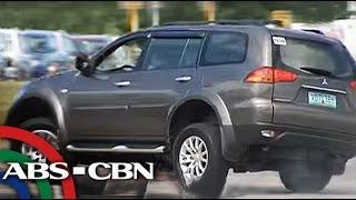 TV Patrol: Mitsubishi: Walang 'sudden unintended acceleration' ang Montero