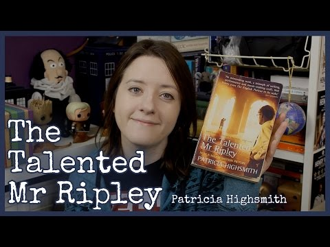 The Talented Mr Ripley (book review)
