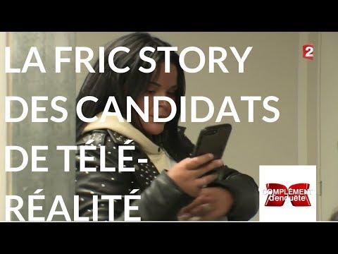 Complément denquête. Ces candidats de télé-réalité qui monnayent leurs vies - 12 octobre (France 2)