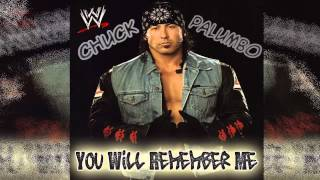 "WWE: Chuck Palumbo Theme ""You Will Remember Me"" Download"