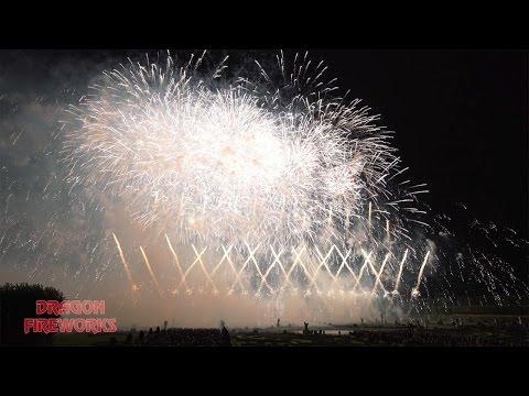 Dragon Fireworks 2015 Hannover International Fireworks Competition Entry